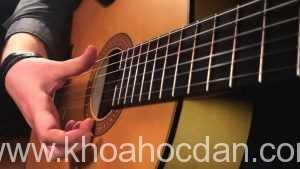 Hướng dẫn học đàn Guitar Flamenco