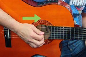 Hướng dẫn sử dụng kỹ thuật palm mute trên đàn guitar
