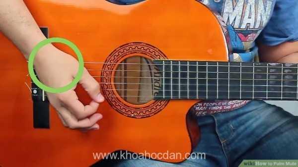 tự học hợp âm đàn guitar cơ bản