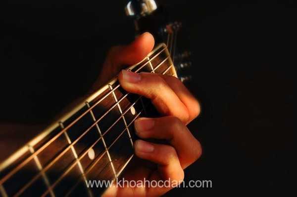 Bí quyết chuyển hợp âm nhanh khi chơi đàn guitar