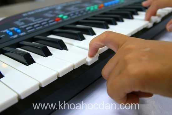 Khóa học đàn Piano cho người lớn