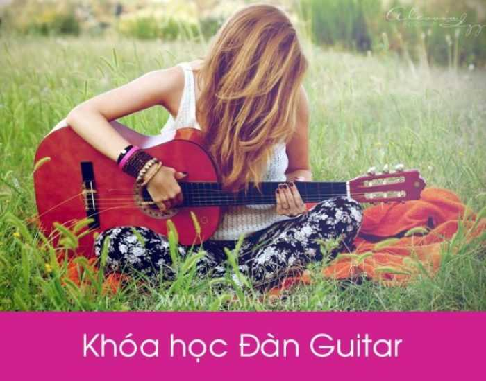 học đàn guitar cơ bản ở đâu tại TPHCM