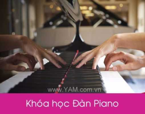 Khóa học đàn Piano cấp tốc cho người bận rộn