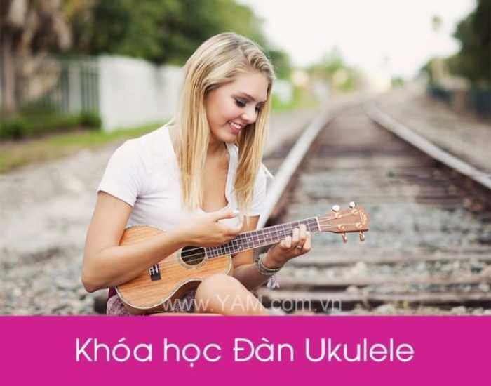 Học đàn ukulele ở đâu