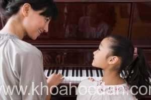 Độ tuổi thích hợp để học đàn piano