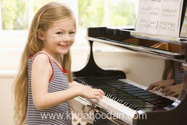 Học đàn piano có khó không?