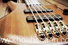 Hướng dẫn điều chỉnh âm điệu của đàn guitar(p1.)