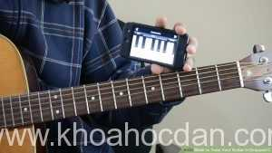 Hướng dẫn điều chỉnh âm điệu của đàn guitar(p2.)
