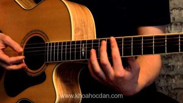 Khóa học đàn guitar nâng cao