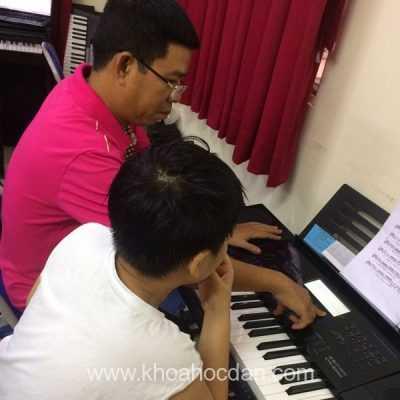 Khóa học đàn Organ tốt nhất tại TPHCM