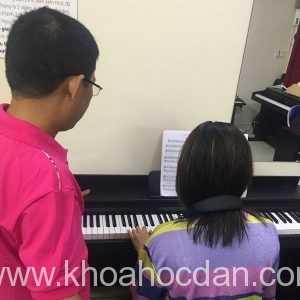 Trung tâm khóa lớp dạy học piano organ ở đâu tại tphcm