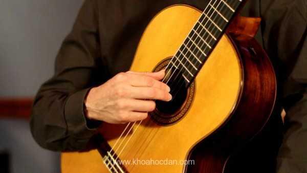 Kỹ thuật tremolo trong học đàn guitar