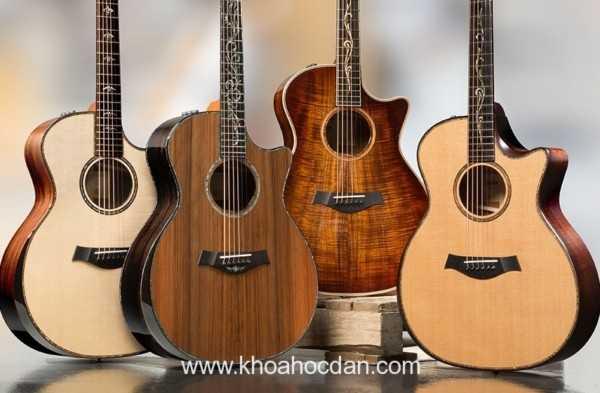 Những lưu ý khi chọn mua đàn guitar acoustic