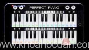 Những phần mềm chơi đàn piano trên điện thoại IOS được yêu thích