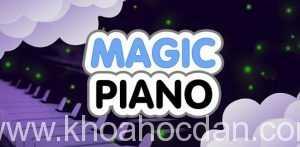 Những phần mềm chơi đàn piano trên điện thoại android được yêu thích