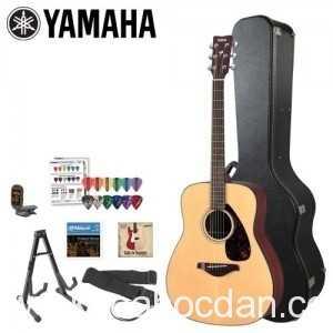 Những thương hiệu đàn guitar được yêu thích nhất