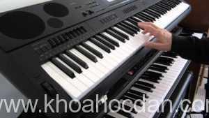 Khóa học đàn Organ đệm hát ở TPHCM