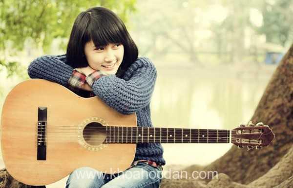 Trung tâm dạy học đàn guitar ở quận 6 7 8 9 10