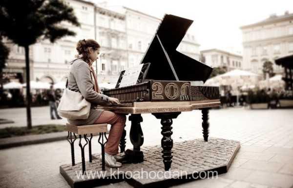 Trung tâm dạy học đàn piano ở quận 1 2 3 4 5