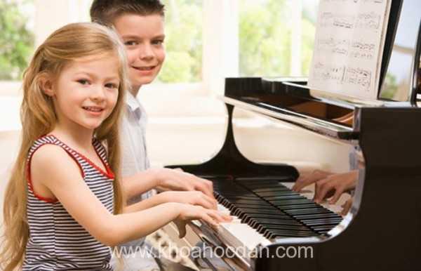 Trung tâm dạy học đàn piano ở quận Tân Bình, Bình Thạnh, Phú Nhuận